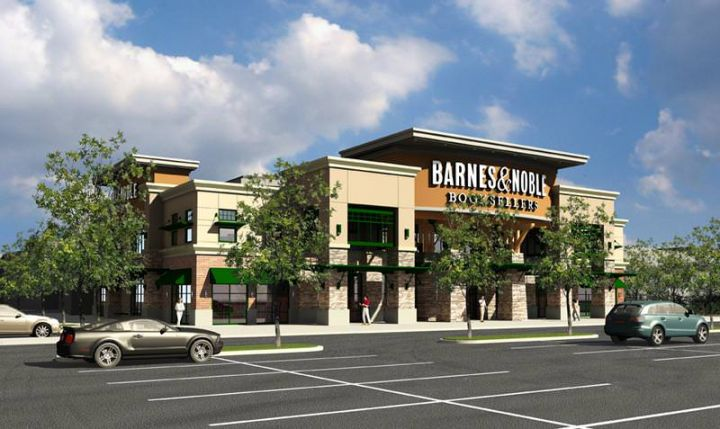 barnes noble northgate mall rendering seattle