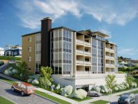 highland house condominium rendering