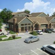 hnn kitts corner clubhouse exterior rendering