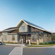 hnn puget park clubhouse exterior rendering