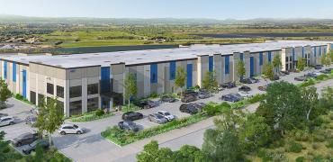 panattoni glacier peak distribution center rendering