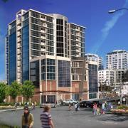 seattle elliot mixed use rendering