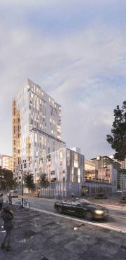 seattle highrise exterior rendering 24