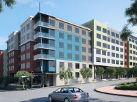 seattle mixed use exterior rendering 22