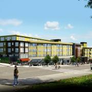 stoneway village mixed use exterior 1