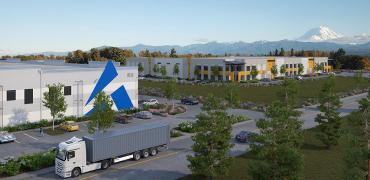 fennel creak distribution center exterior rendering 1