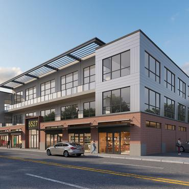 Seattle mixed use project
