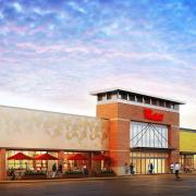 wesfield south center retail mall 3d rendering