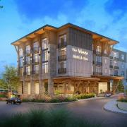 exterior hospitality rendering