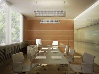 conference room inteior design rendering 406