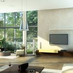 residential living room interior design rendering 3da challenge34