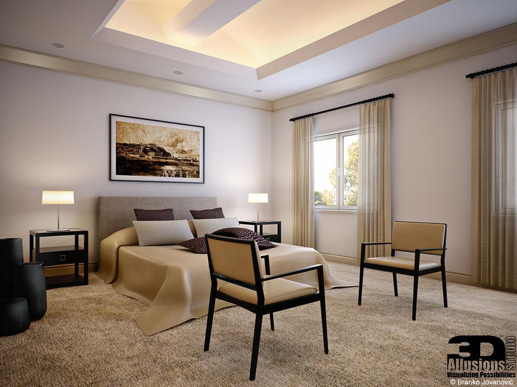 Simeon Condominium Architectural Rendering Project 3das