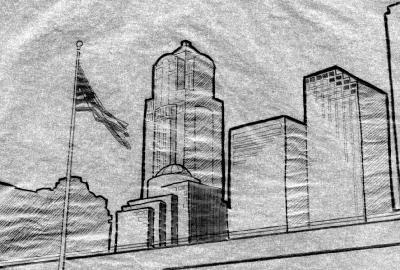 seattle cityscape sketch1